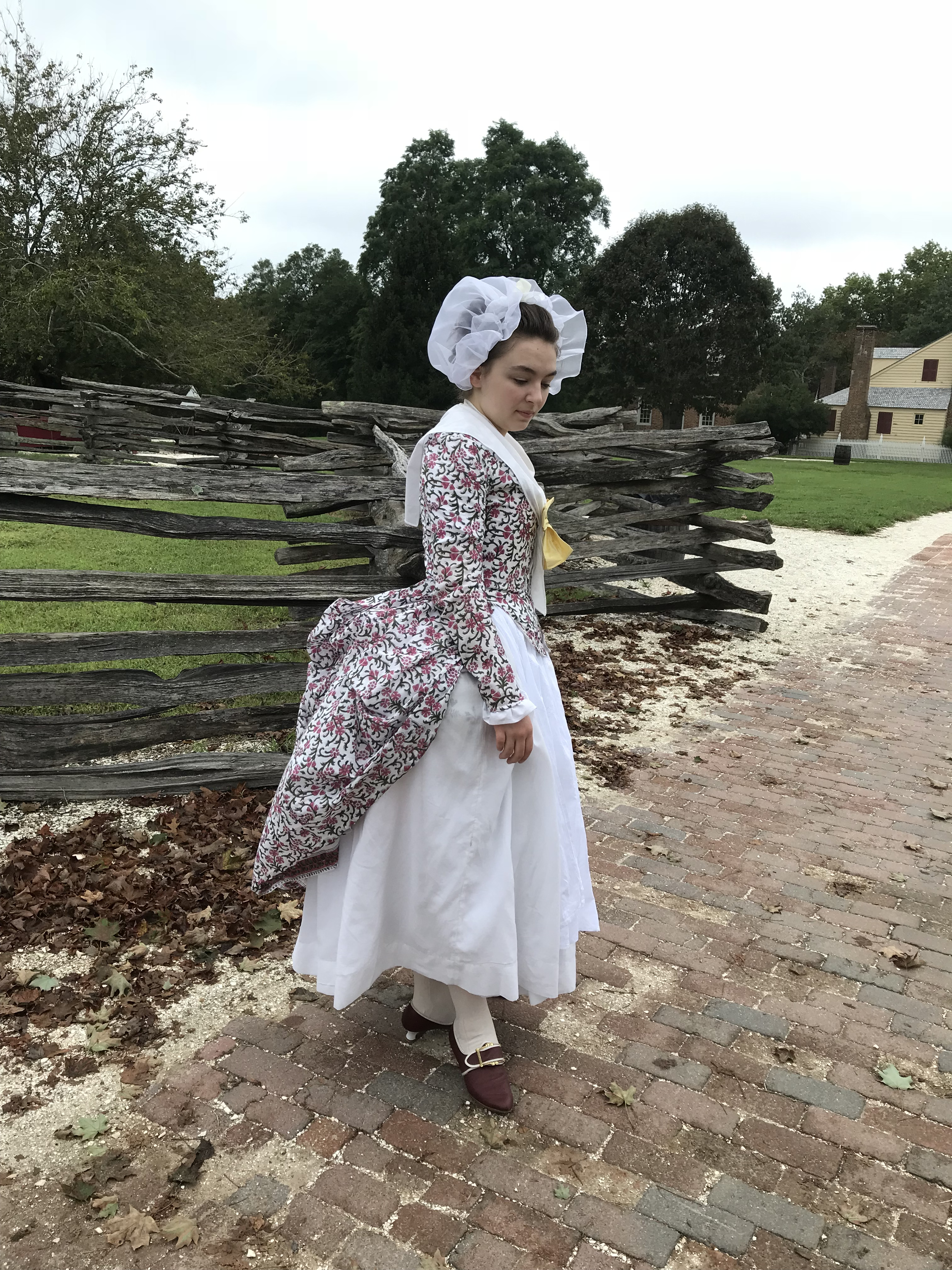 Colonial Williamsburg, 2018 (With Dress Pictures!)