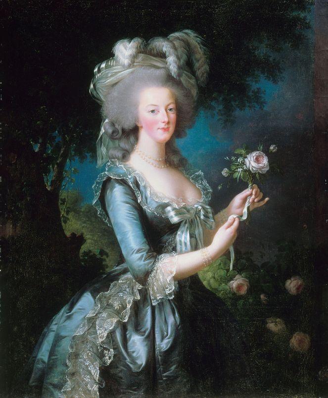 1783 Marie Antoinette